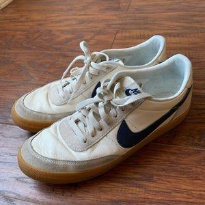 Nike J. Crew Killshot Navy 9.5